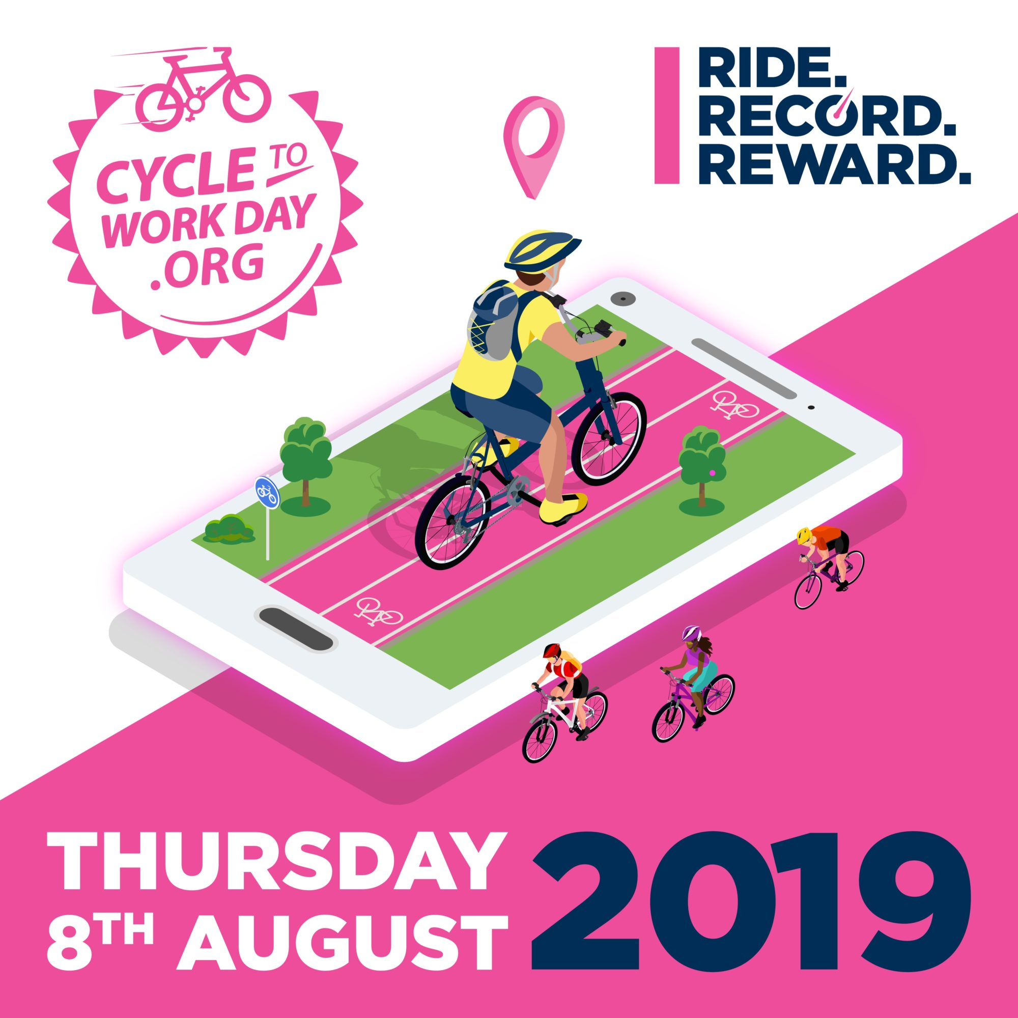 Join Cycle to Work Day 2019