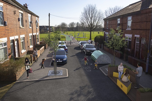 Levenshulme Bee Network Consultation Continues With Engagement Event