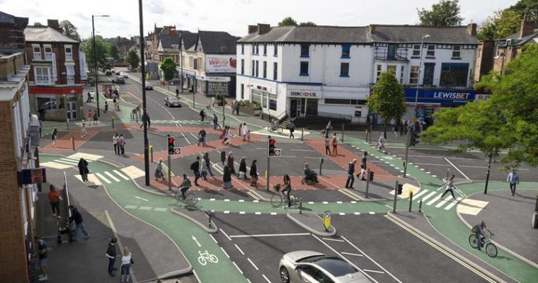 Will We Ever See the Chorlton Cycleway?