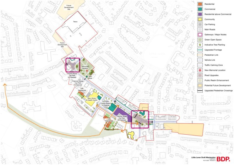 Bolton Future High Streets Consultation