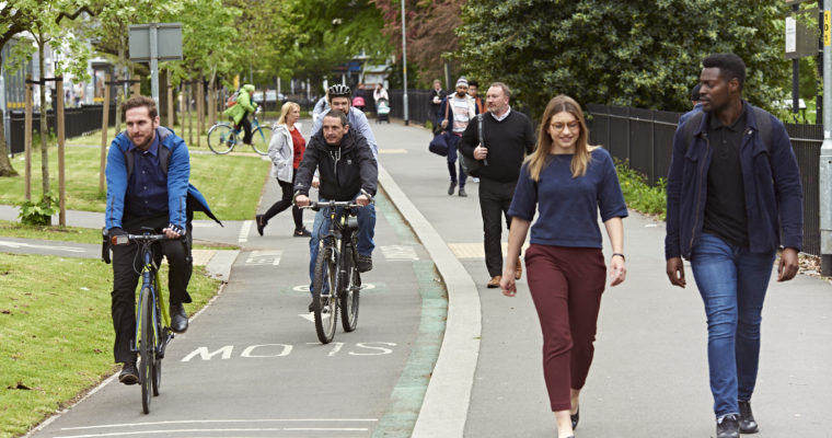13 Street Changes to Make Walking and Cycling Safer in Greater Manchester