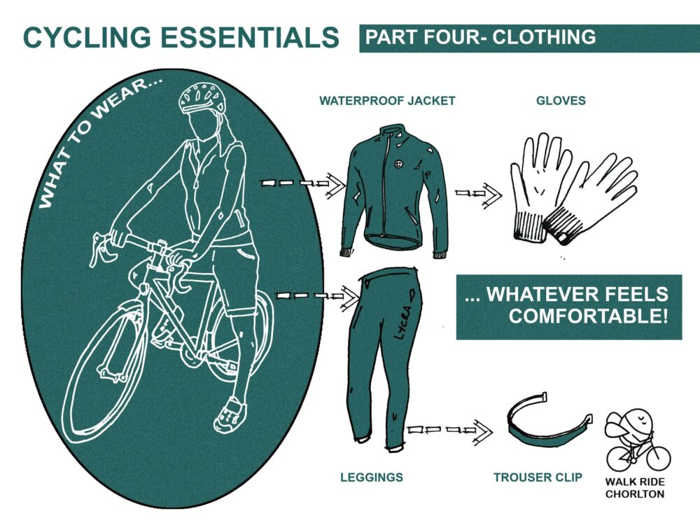 Getting Back On Your Bike: Cycling Essentials Part Four