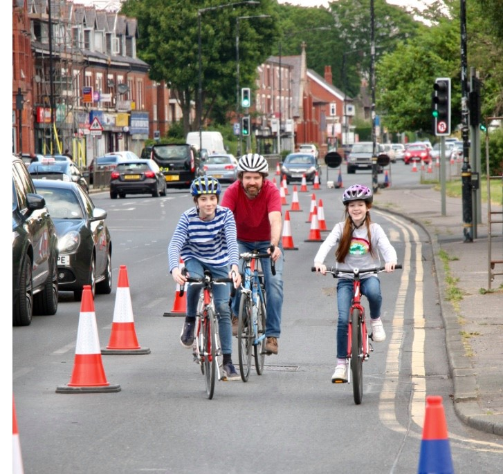 TfGM Confirms £3.1m Emergency Active Travel Fund Allocations for Greater Manchester