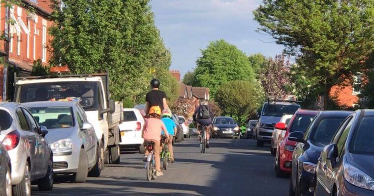 JOB OPPORTUNITY: Community Projects Co-ordinators (Active Travel)