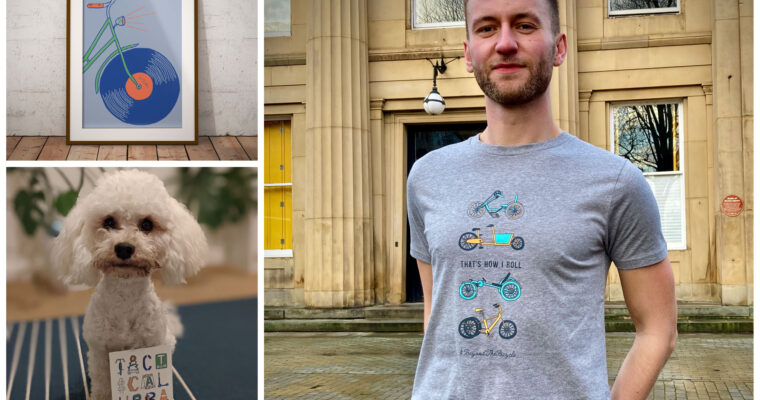 January Offer: 15% off In Tandem's Ethical Active Travel Merch for Walk Ride Readers