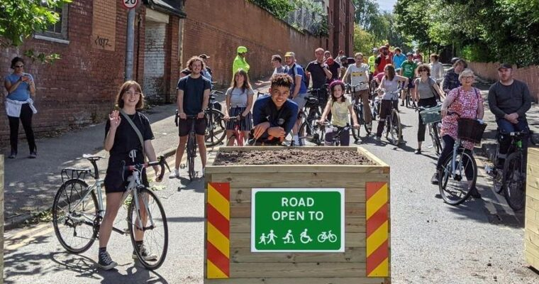 2021: The Year of the Low Traffic Neighbourhoods