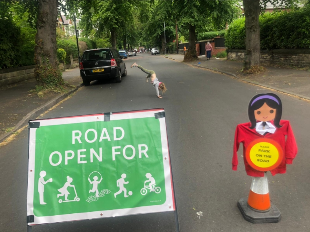 Review: Healthy, Happy, Hazard-Free School Streets in Whalley Range
