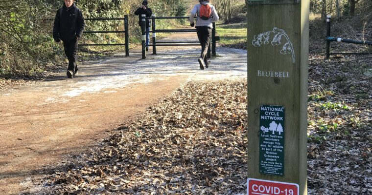 Walk Ride GM says 'no' to Fallowfield loop plans – calls for investment in new east-west on-road route
